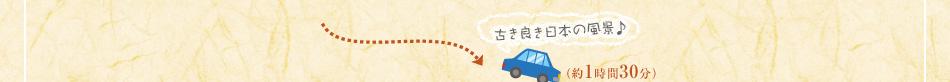 古き良き日本の風景♪(約1時間30分)