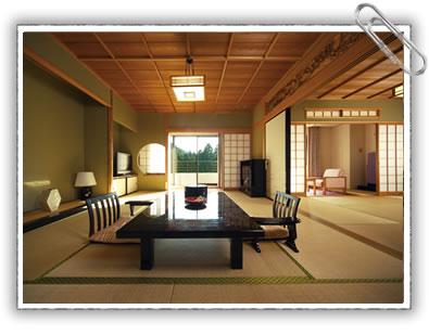 和室(スイート)の画像