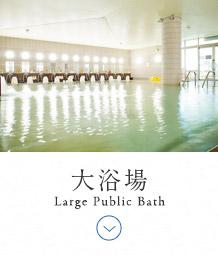 大浴場Large Public Bath