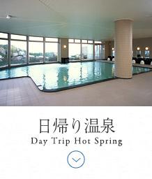 日帰り温泉Day Trip Hot Spring