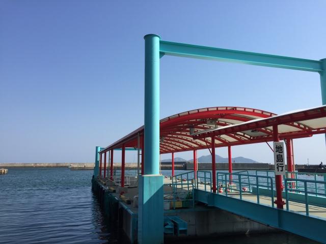 大島港渡船ターミナル