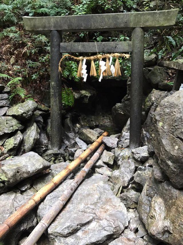恵利原の水穴