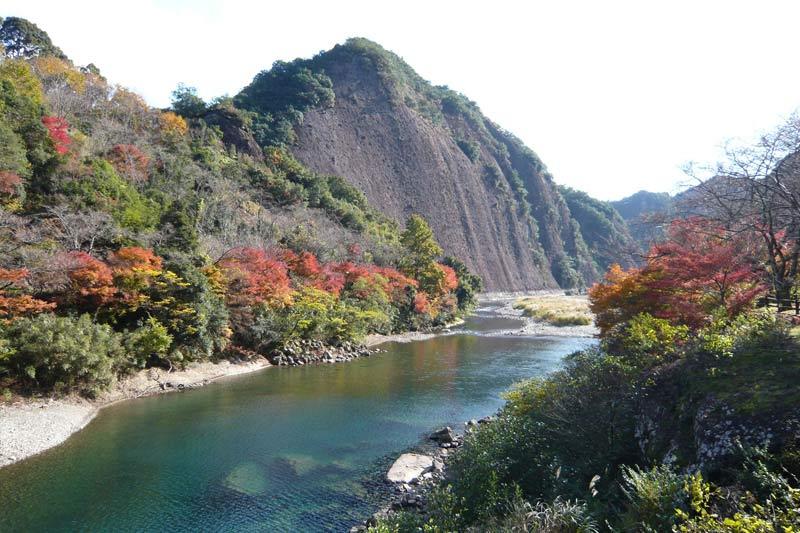 古座川カヌー