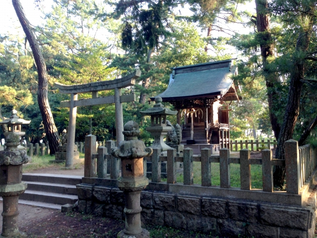 天野橋立神社