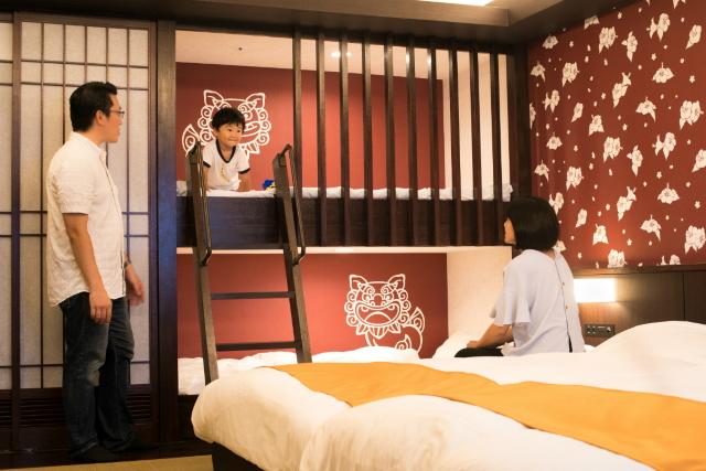 Royal hotel 沖縄残波岬 客室