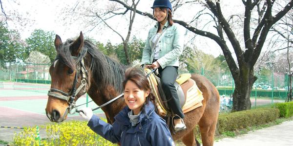 千本松牧場/乗馬