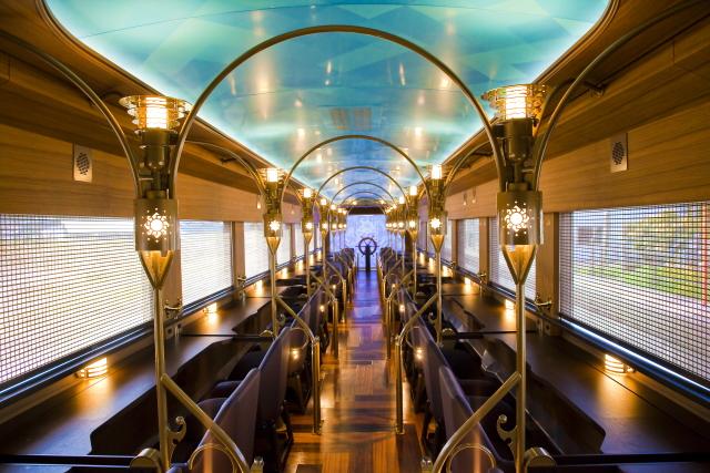 志国土佐 時代の夜明けのものがたり列車