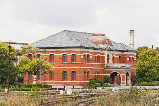 官営八幡製鐵所旧本事務所