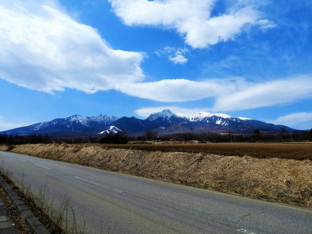 八ヶ岳野辺山高原