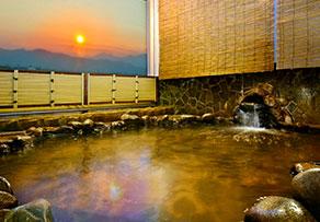 露天温泉・大浴場