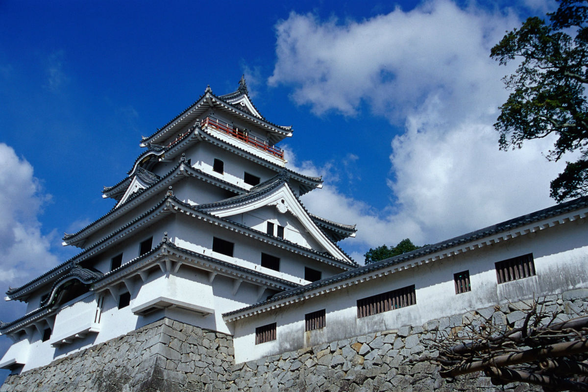 Karatsu Castle and Old Town Area